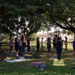 Yoga on the Walls – Sundays at 10 – Free!