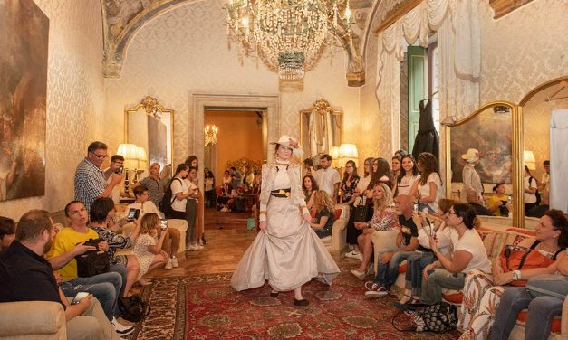 Young Talents Fashion Show at Atelier Ricci